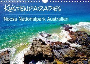 Küstenparadies – Noosa Nationalpark Australien (Wandkalender 2018 DIN A4 quer) von Busse,  Alexander