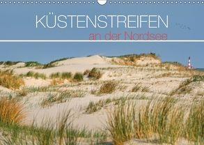 Küstenstreifen an der Nordsee (Wandkalender 2018 DIN A3 quer) von Bergmann,  Kathleen