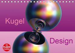 Kugel Design (Tischkalender 2019 DIN A5 quer) von Burlager,  Claudia