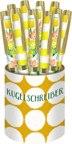 Kugelschreiber – All about yellow