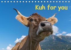 Kuh for you (Tischkalender 2020 DIN A5 quer) von Kaina,  Miriam