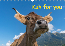 Kuh for you (Wandkalender 2020 DIN A3 quer) von Kaina,  Miriam