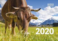 Kuh-Kalender 2020 von Haberstock,  Heinrich, Neufert,  Denise, Scholl,  Reinhard, Ultes,  Dominik, Wandel,  Juliane