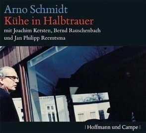 Kühe in Halbtrauer von Kersten,  Joachim, Rauschenbach,  Bernd, Reemtsma,  Jan Philipp, Schmidt,  Arno