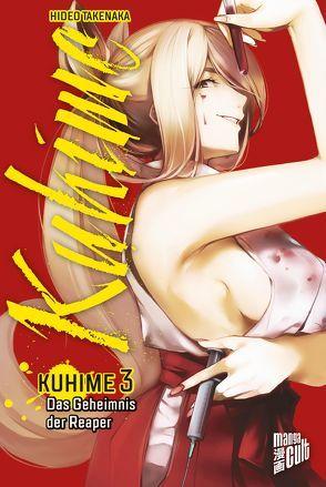 Kuhime 3 von Takenaka,  Hideo, Wetherell,  Janine