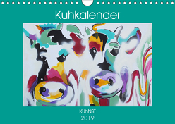 Kuhkalender (Wandkalender 2019 DIN A4 quer) von Ennikova,  Elena