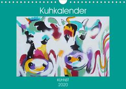 Kuhkalender (Wandkalender 2020 DIN A4 quer) von Ennikova,  Elena