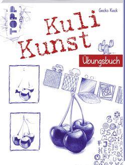 Kuli Kunst Übungsbuch von Keck,  Gecko