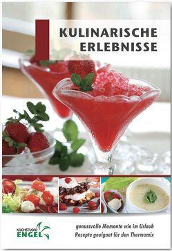 Kulinarische Erlebnisse Rezepte geeignet für den Thermomix von Möhrlein-Yilmaz,  Marion