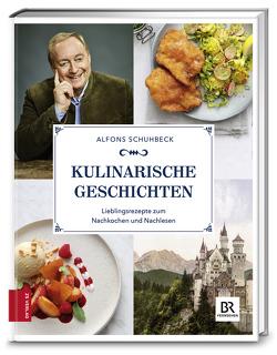 Kulinarische Geschichten von Schuhbeck,  Alfons