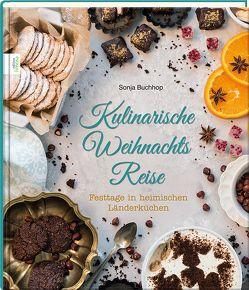 Kulinarische Weihnachts Reise von Buchhop,  Sonja