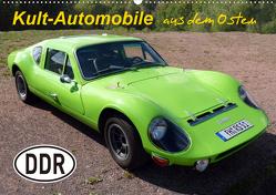 Kult-Automobile aus dem Osten (Wandkalender 2020 DIN A2 quer) von u.a.,  KPH