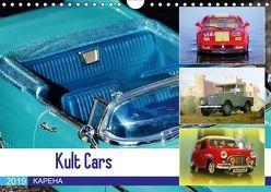 Kult Cars (Wandkalender 2019 DIN A4 quer) von u.a.,  KAPEHA