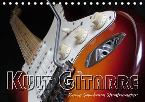 KULT GITARRE – Richie Sambora Stratocaster (Tischkalender 2020 DIN A5 quer) von Bleicher,  Renate