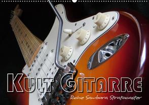 KULT GITARRE – Richie Sambora Stratocaster (Wandkalender 2020 DIN A2 quer) von Bleicher,  Renate