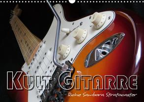 KULT GITARRE – Richie Sambora Stratocaster (Wandkalender 2020 DIN A3 quer) von Bleicher,  Renate