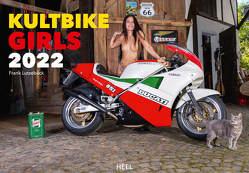 Kultbike-Girls 2022 von Lutzebäck,  Frank