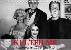 Kultfilme – schwarz-weiße Klassiker (Tischkalender 2018 DIN A5 quer) von Stanzer,  Elisabeth