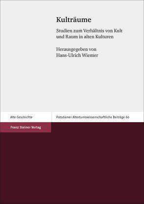 Kulträume von Wiemer,  Hans-Ulrich