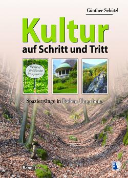 Kultur auf Schritt und Tritt (Band 2) von Schützl,  Günther