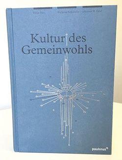 Kultur des Gemeinwohls von Nass,  Elmar, Spindler,  Wolfgang H, Zabel,  Johannes H.