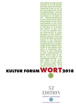 Kultur Forum WORT
