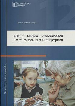 Kultur-Medien-Generation von Bartsch,  Paul D, Kaaden,  Barbara, Nühlen,  Maria, Sackmann,  Reinhold