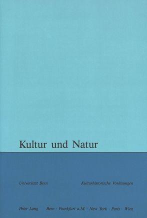 Kultur und Natur von Svilar,  Maja