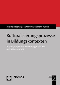 Kulturalisierungsprozesse in Bildungskontexten von Hasenjürgen,  Brigitte, Spetsmann-Kunkel,  Martin