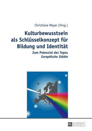 Kulturbewusstsein als Schlüsselkonzept für Bildung und Identität von Meyer,  Christiane