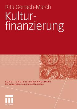 Kulturfinanzierung von Gerlach-March ,  Rita