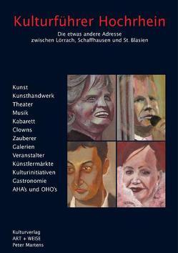 Kulturführer Hochrhein von Martens,  Peter