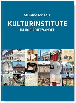 Kulturinstitute im Horizontwandel von Trautwein,  Wolfgang