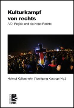 Kulturkampf von rechts von Kastrup,  Wolfgang, Kellershohn,  Helmut