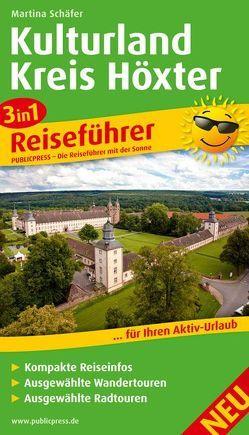 Kulturland Kreis Höxter von Schäfer,  Martina