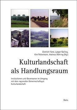 Kulturlandschaft als Handlungsraum von Fürst,  Dietrich, Gailing,  Ludger, Pollermann,  Kim, Röhring,  Andreas