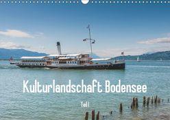 Kulturlandschaft Bodensee – Teil I (Wandkalender 2019 DIN A3 quer) von Hess,  Erhard