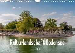 Kulturlandschaft Bodensee – Teil II (Wandkalender 2018 DIN A4 quer) von Hess,  Erhard