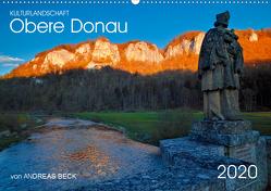Kulturlandschaft Obere Donau (Wandkalender 2020 DIN A2 quer) von Beck,  Andreas