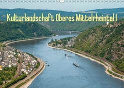 Kulturlandschaft Oberes Mittelrheintal I (Wandkalender 2018 DIN A3 quer) von Hess,  Erhard