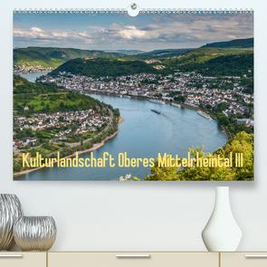 Kulturlandschaft Oberes Mittelrheintal III (Premium, hochwertiger DIN A2 Wandkalender 2020, Kunstdruck in Hochglanz) von Hess,  Erhard