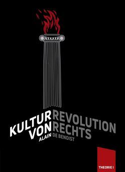 Kulturrevolution von rechts von Benoist,  Alain de