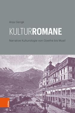 Kulturromane von Gerigk,  Anja