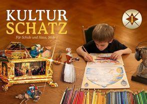 Kulturschatz für Schule und Haus, Stufe 1