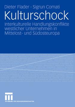 Kulturschock von Comati,  Sigrun, Flader,  Dieter