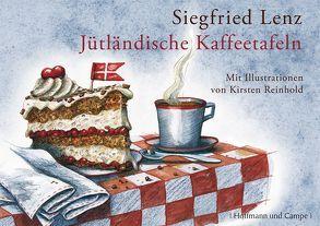 Kummer mit jütländischen Kaffeetafeln von Lenz,  Siegfried, Reinhold,  Kirsten