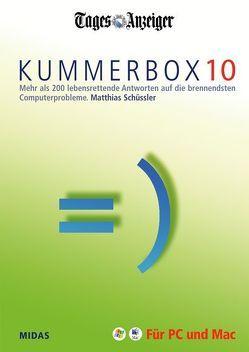 Kummerbox 10 von Schüssler,  Matthias