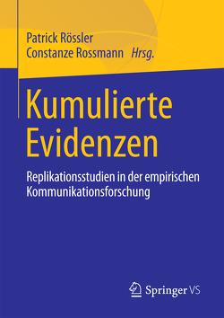 Kumulierte Evidenzen von Rössler,  Patrick, Rossmann,  Constanze