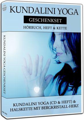 Kundalini Yoga Geschenkset: Hörbuch, Heft & Kette