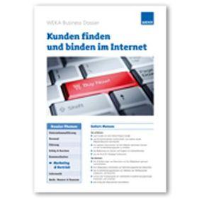 Kunden finden und binden im Internet von Stolpmann,  Markus